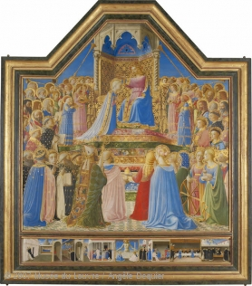 fra angelico coronation of virgin resized 600
