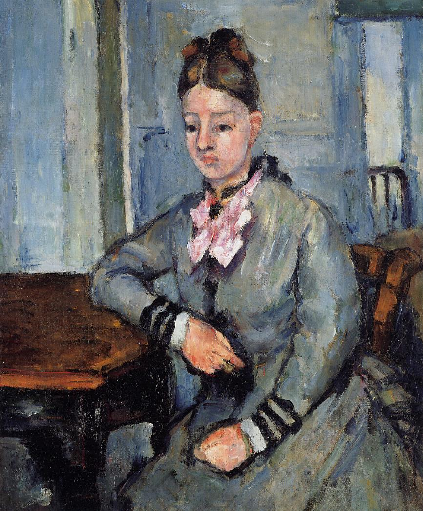 madame-cezanne-leaning-on-a-table