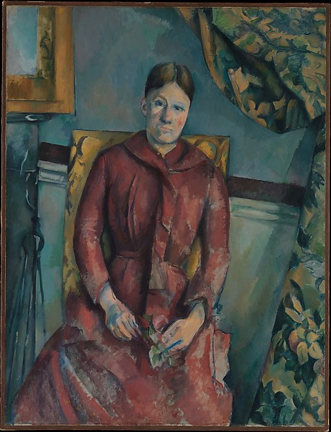 Madame_Cezanne_Red_dress_met