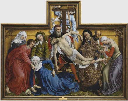Rogier-van-der-Weyden-Descent-from-Cross