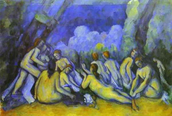 Cezanne Bathers National resized 600