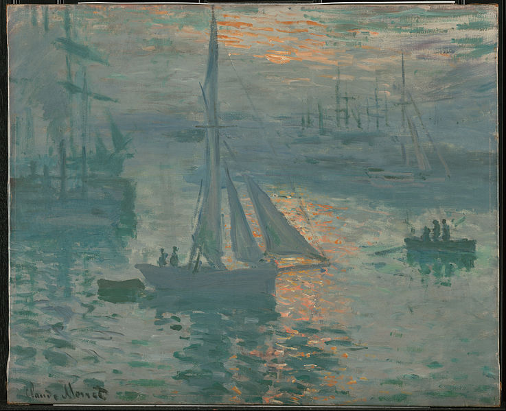 737px-Claude_Monet_French_-_Sunrise_Marine_-_Google_Art_Project