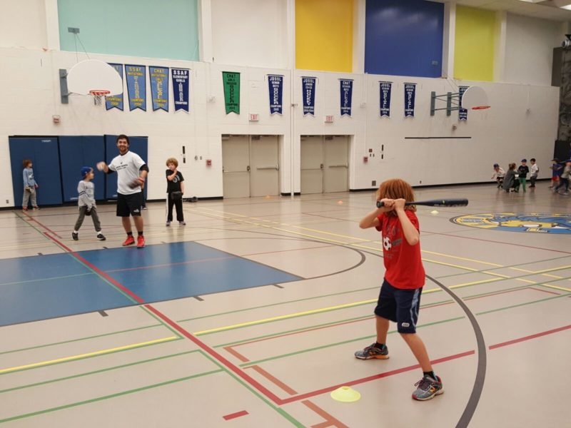 7 Reasons to Sign up Your Child for Winter Baseball
