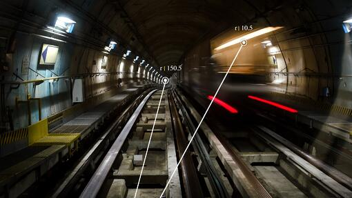 Smart cities - railways (thicker lines)