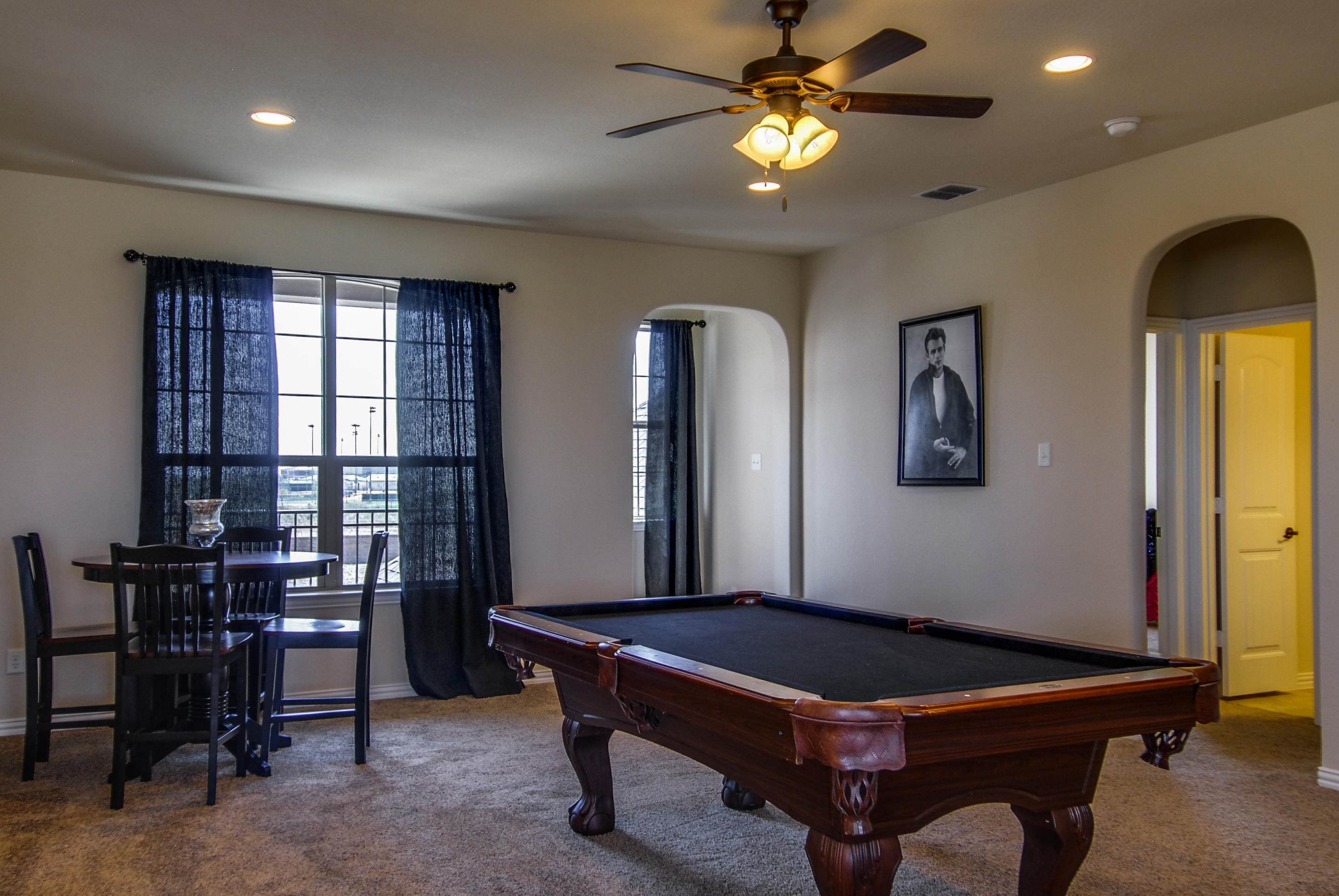 new homes for sale park place waxahachie tx game room