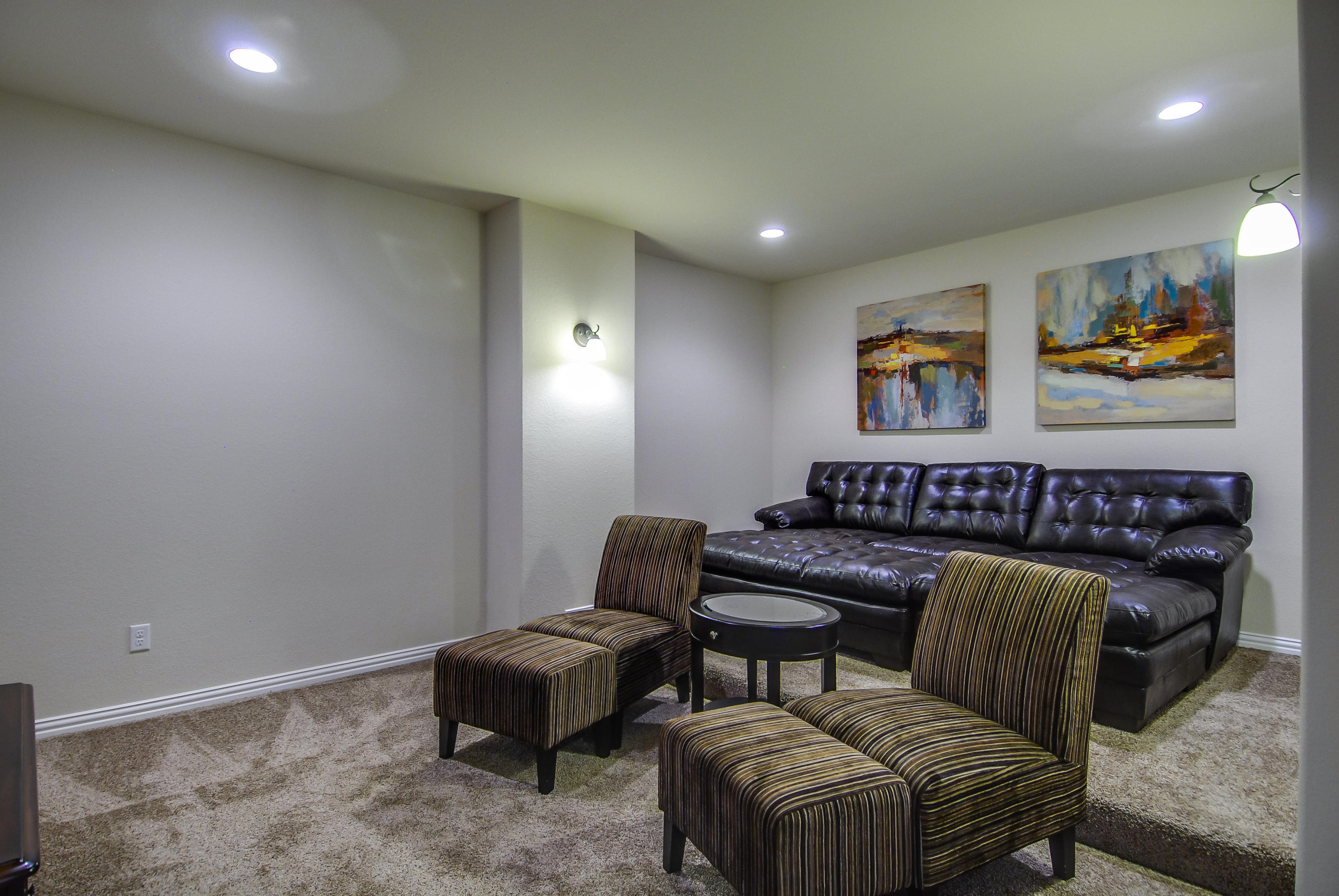 new homes for sale media room park place waxahachie tx