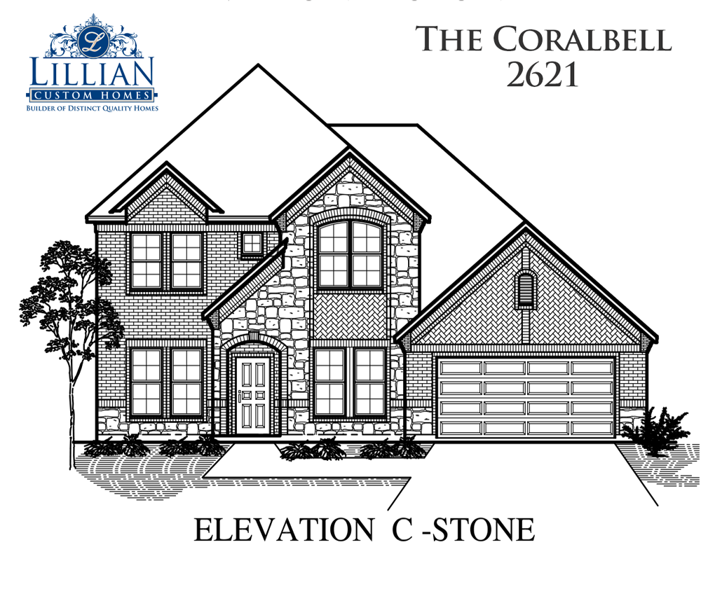 The Coralbell at Saddlebrook Enclave