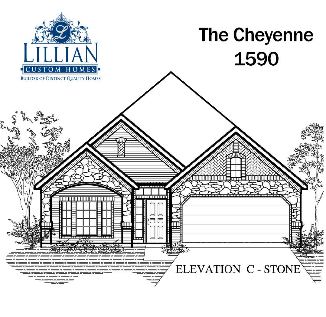 The Cheyenne at Saginaw Springs