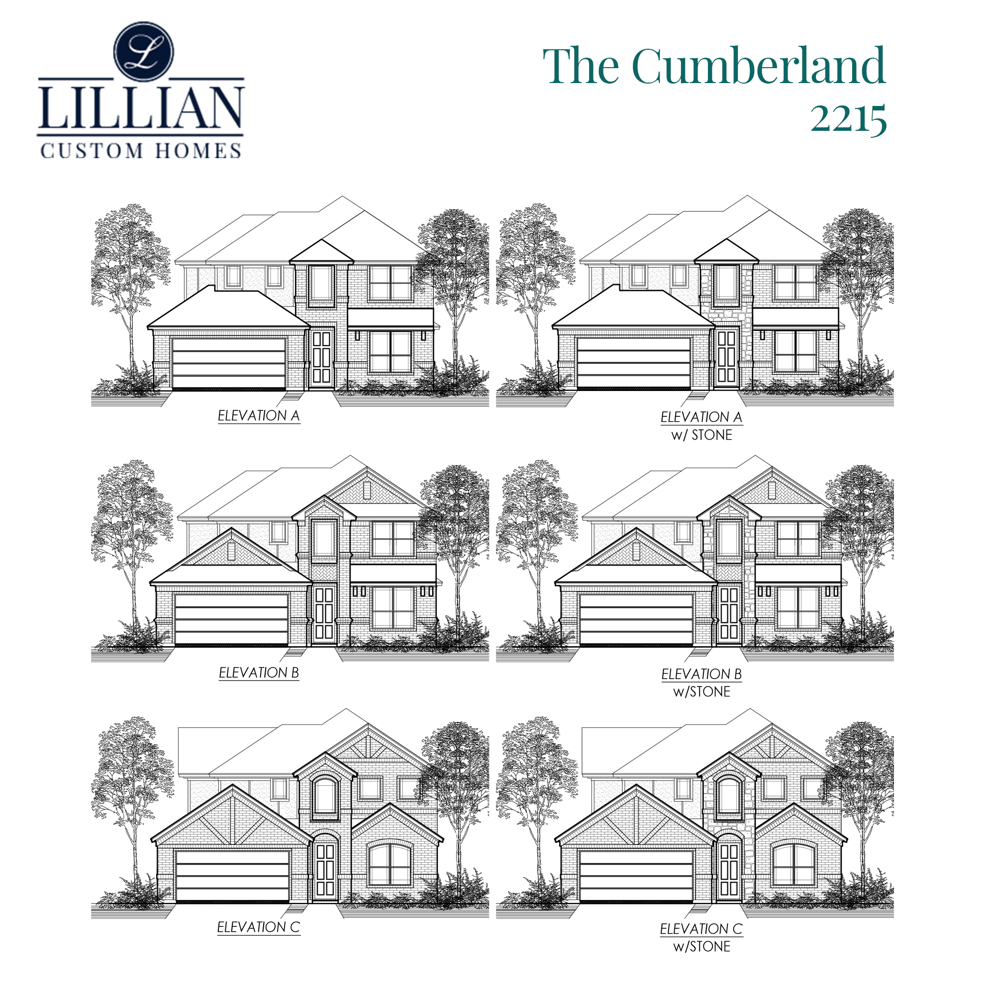 the cumberland  lake crest estates