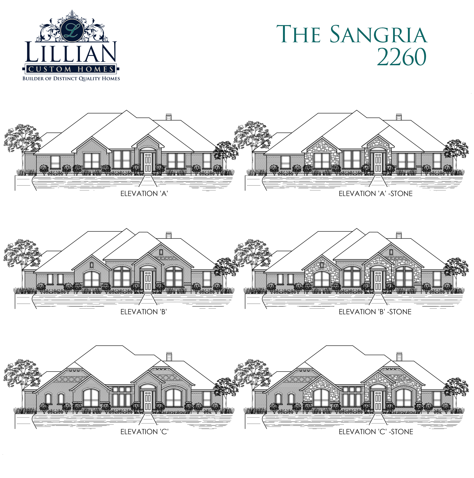 the sangria  four trees estates