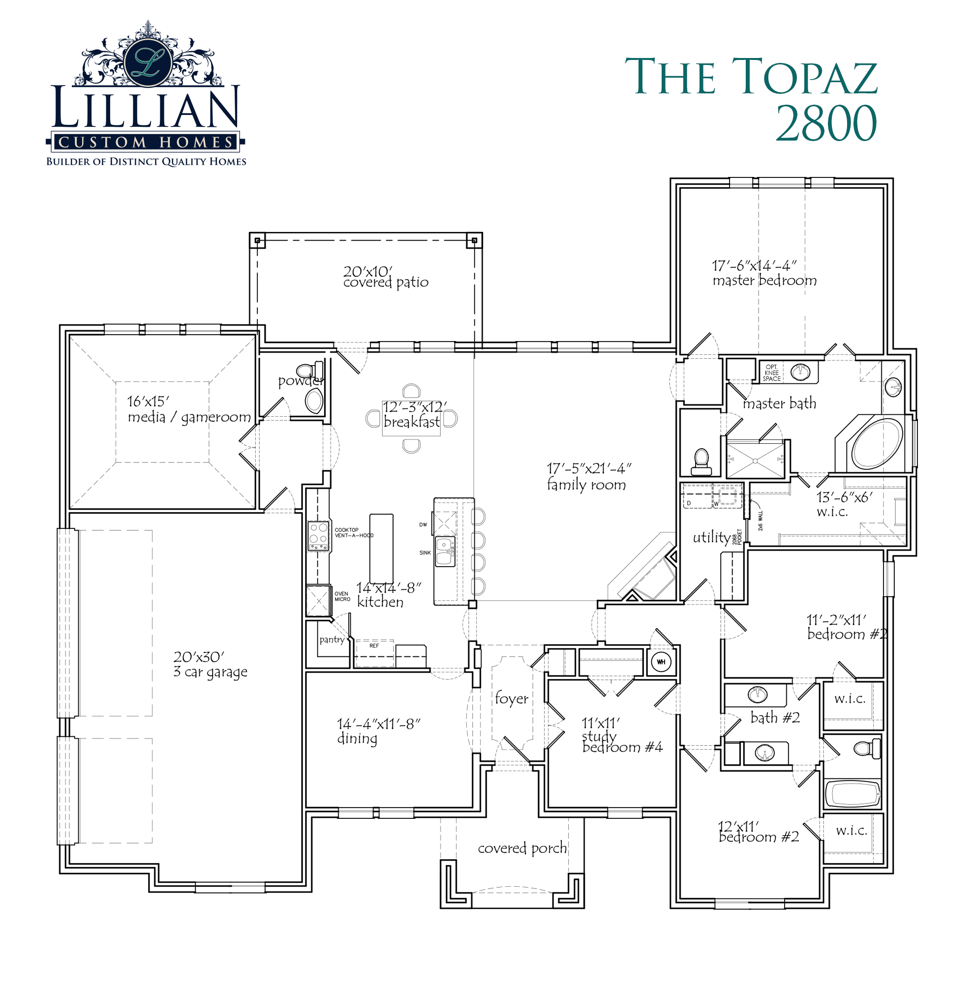 the topaz  four trees estates
