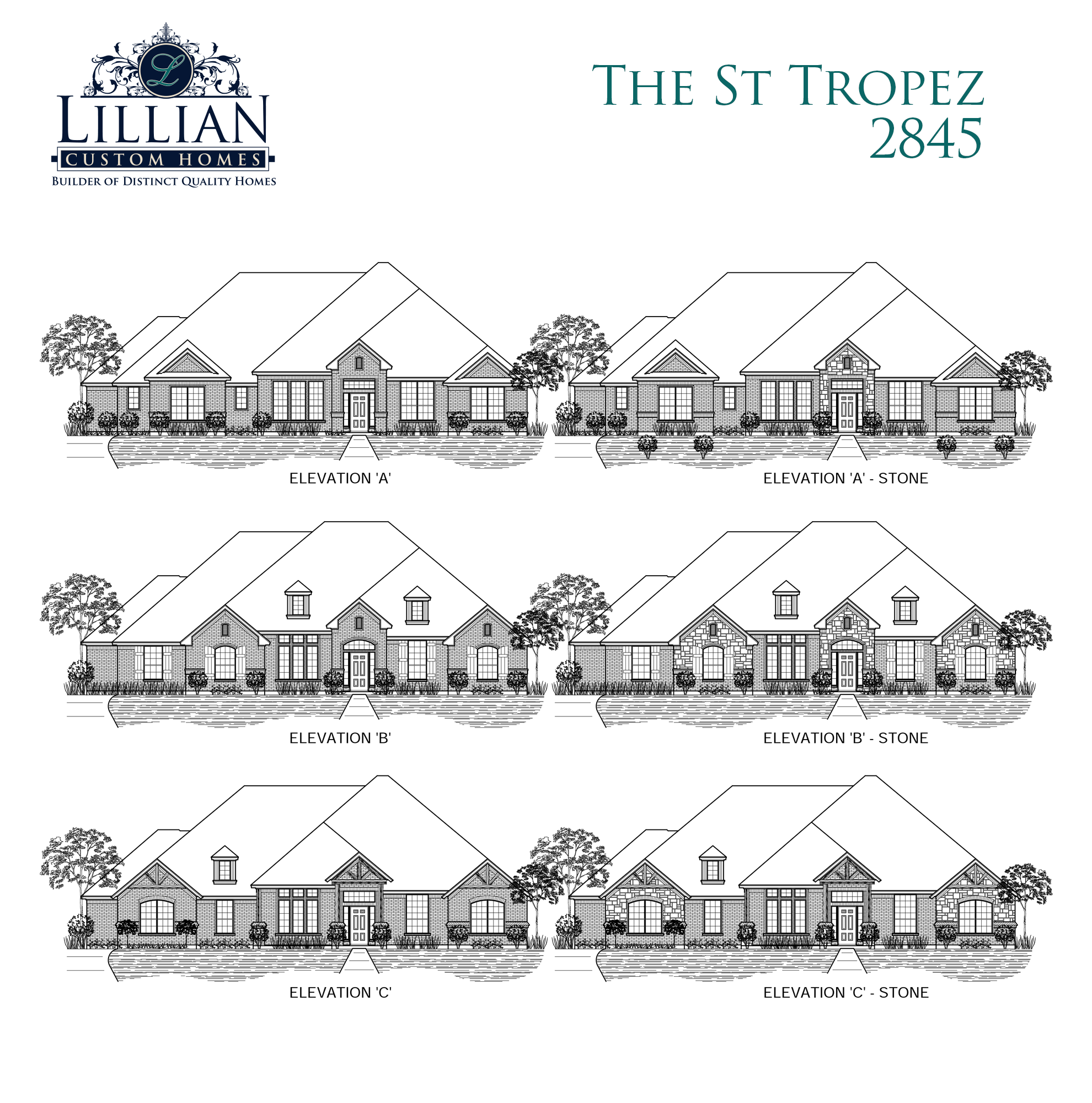 the st tropez  four trees estates