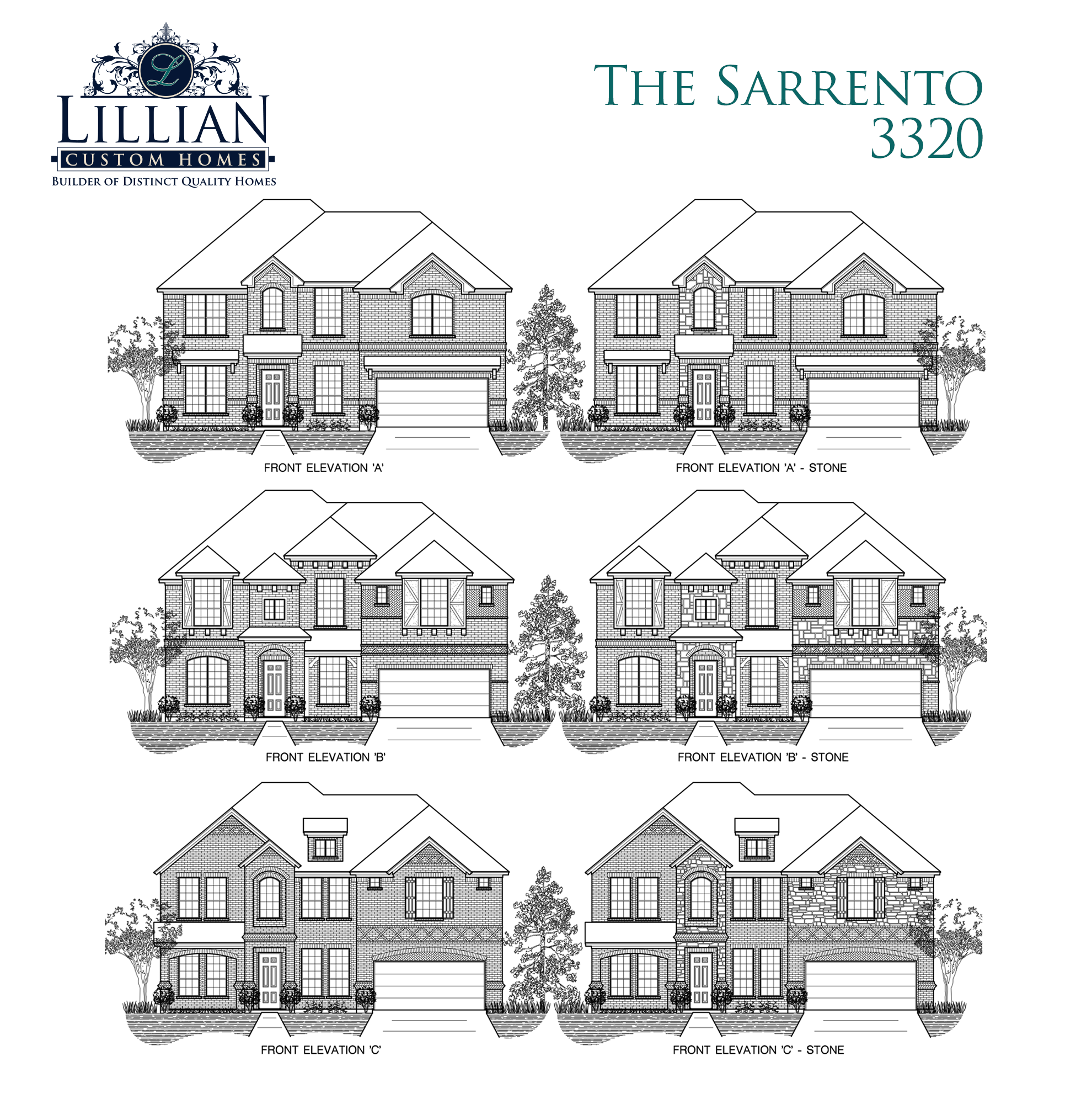 the sarrento  seven oaks