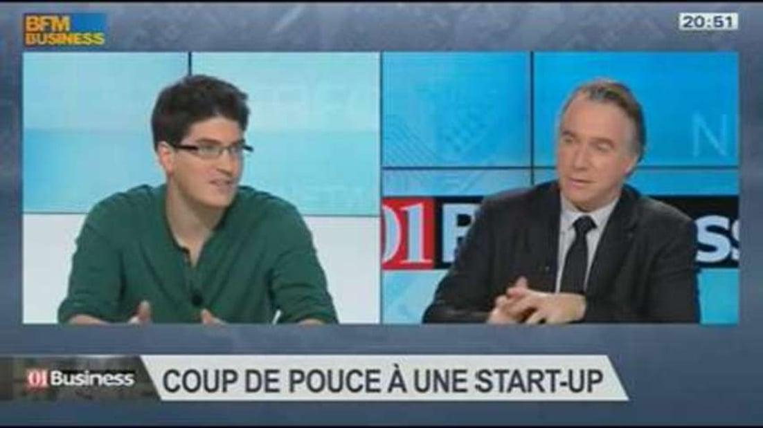 Alexandre Dana sur BFM Business