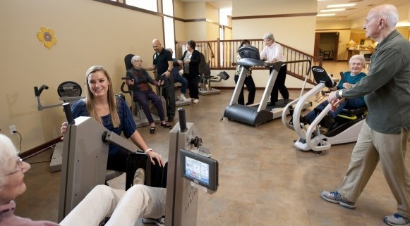 Senior Community Fitness Centers