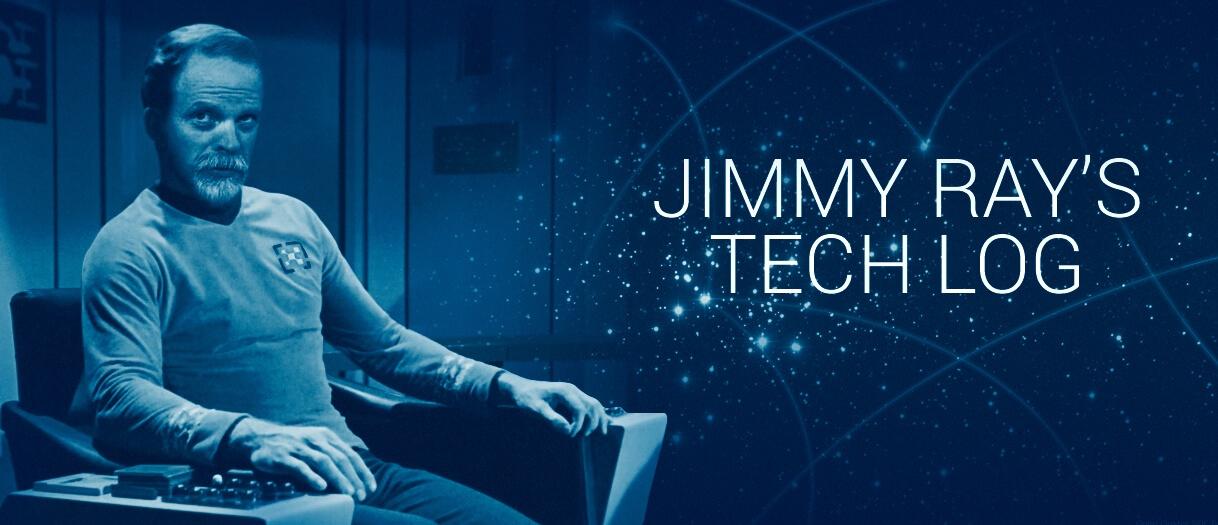 Jimmy Ray's Tech Log