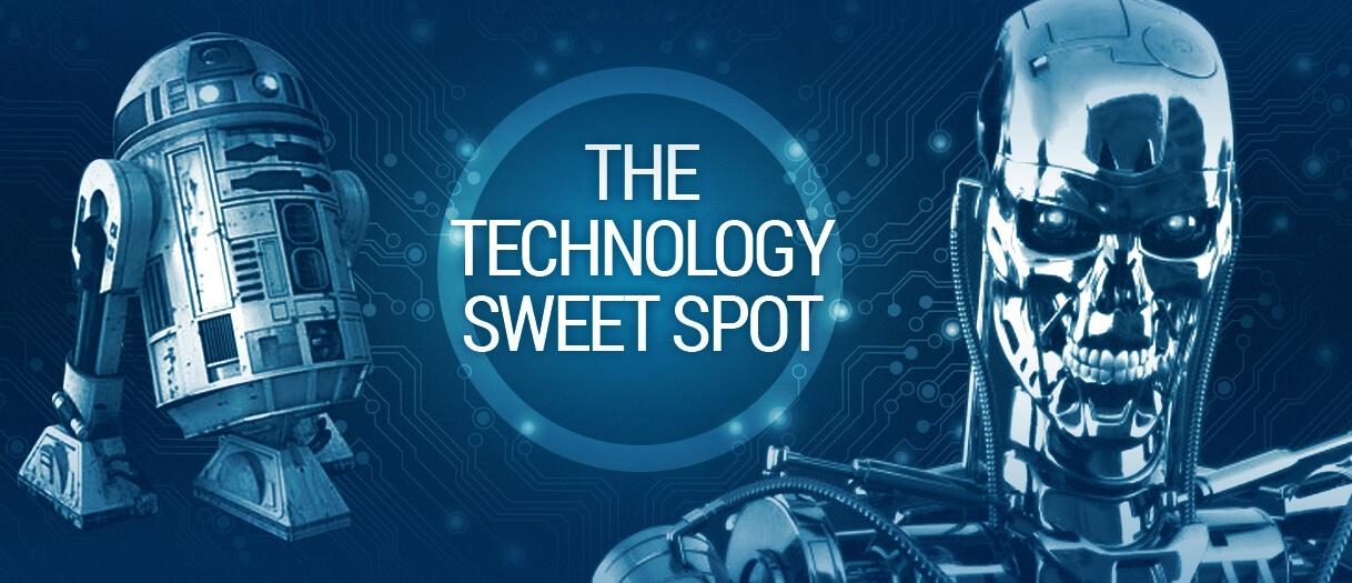 The Technology Sweet Spot
