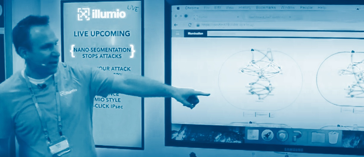 Illumio ASP Live Demo at RSA 2015