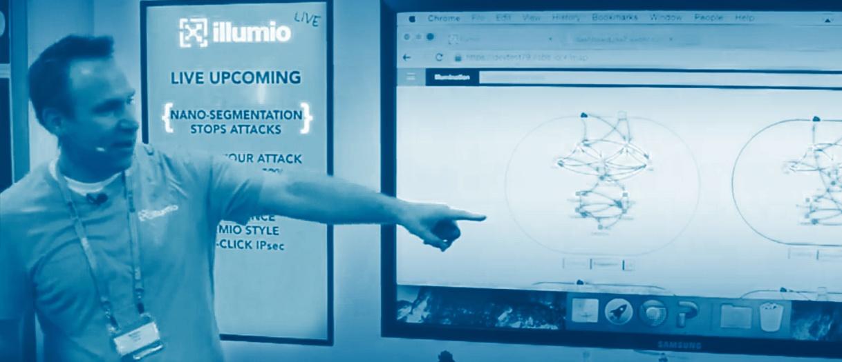 Illumio ASP Live Demo at RSA 2015