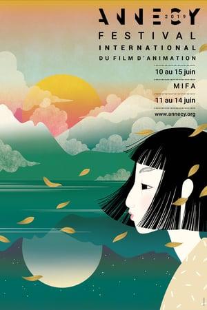Affiche du Festival international du film d'animation d'Annecy, édition 2019