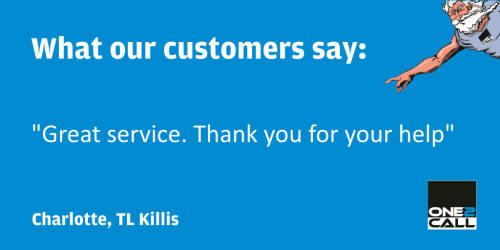 great-service-thank-you-tl-killis