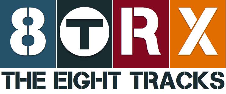 Eight Tracks Logo
