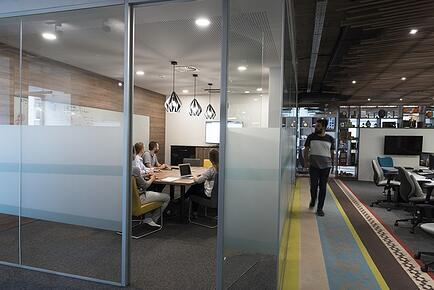 Making a Case for the Office Huddle Room