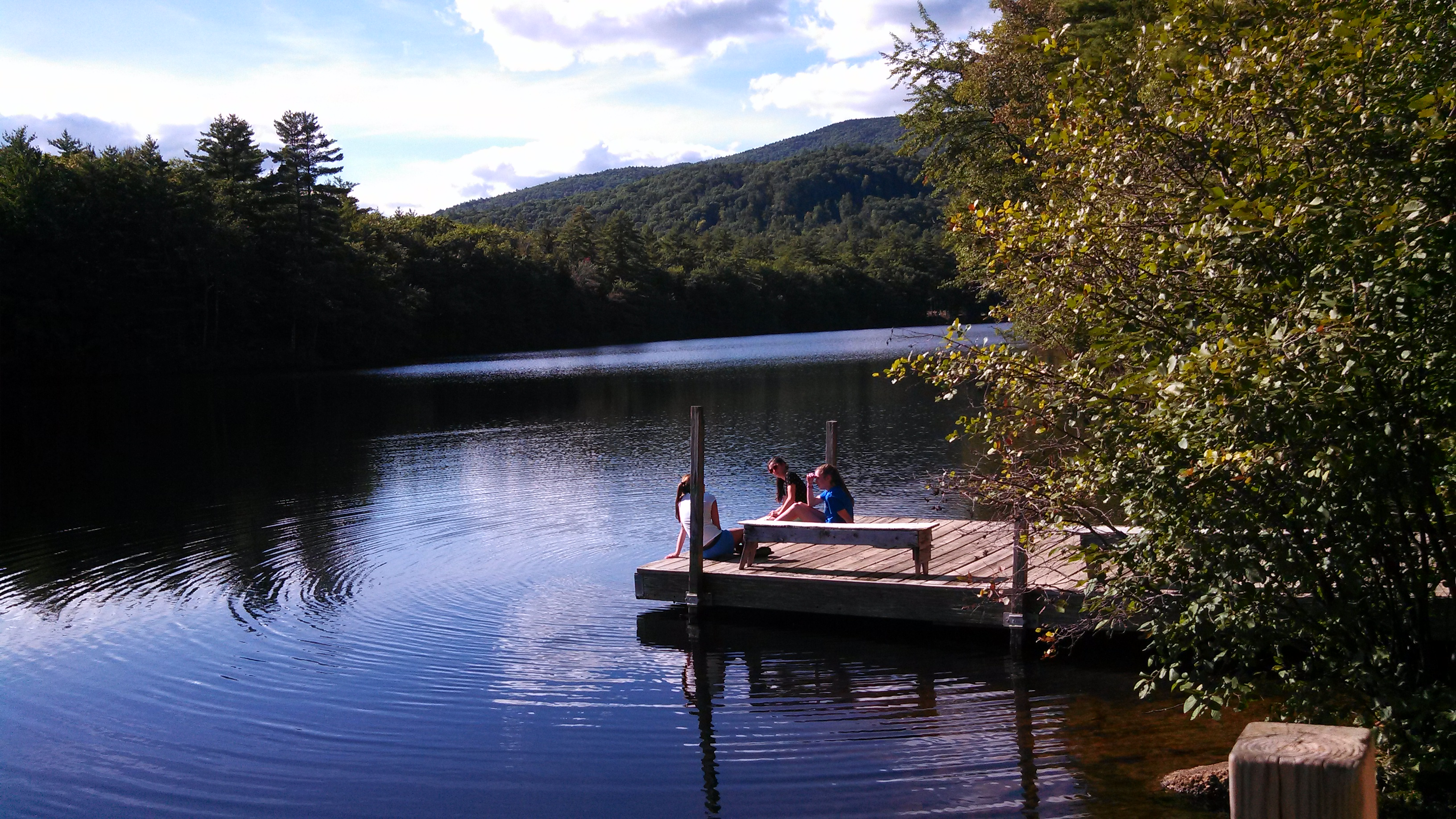 Proctor Academy Elbow Pond