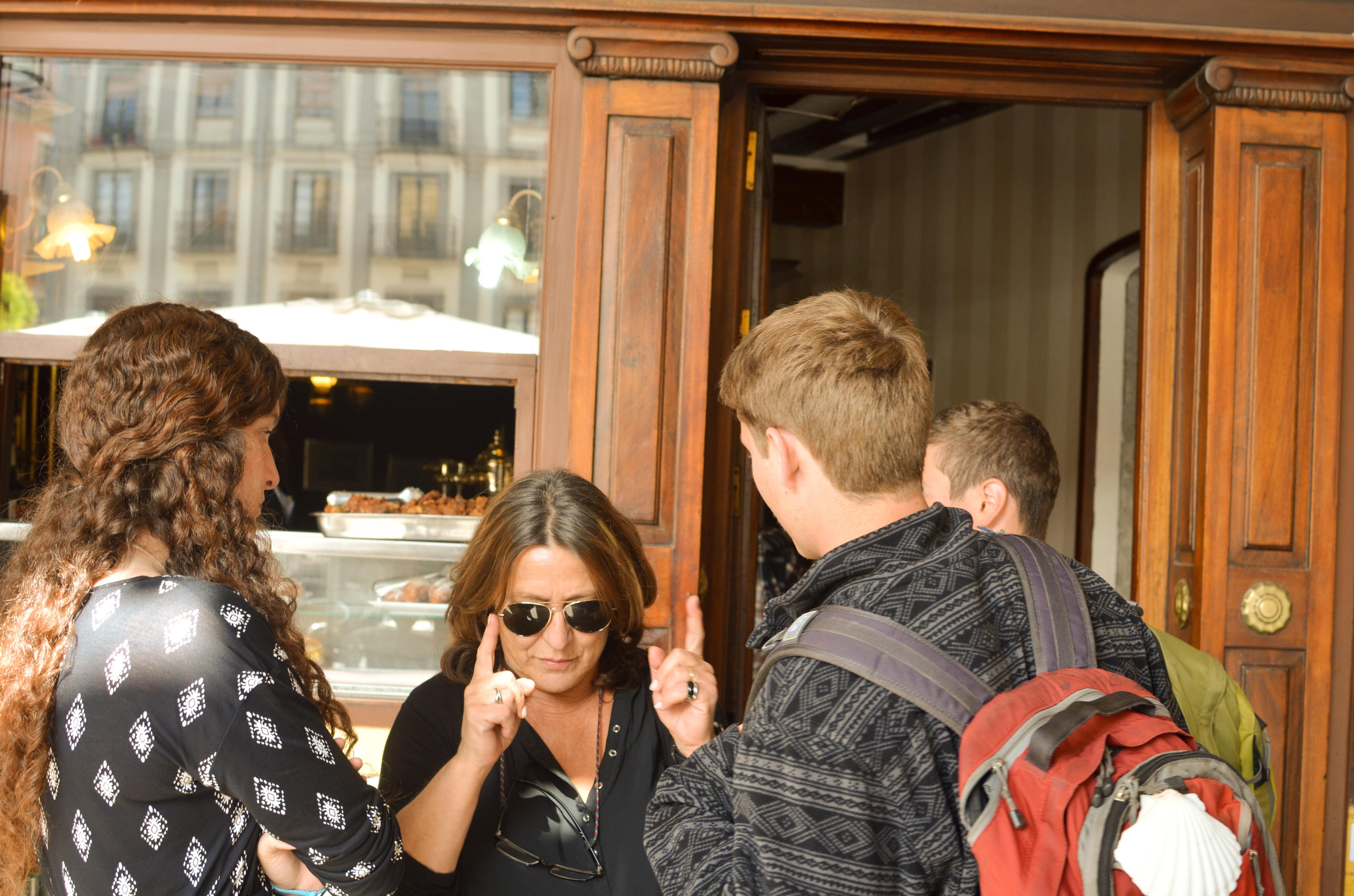 Proctor en Segovia Spanish language immersion