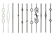 Expanding the Iron Baluster Line