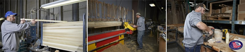 The Benefits of Buying USA Made Wood Products from OP