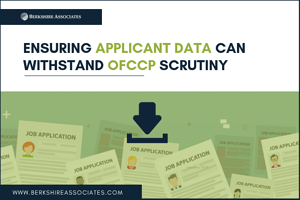 Applicant Data OFCCP Compliance
