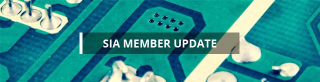 SIA Member Update