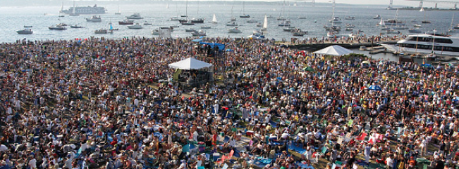 Fort Adams Jazz Festival