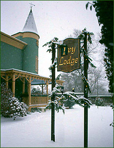 Ivy Lodge Winter Escape