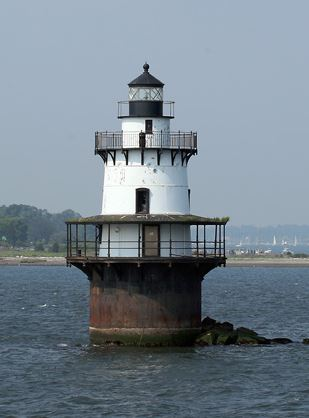 Hog Island light house