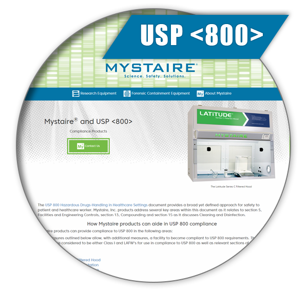 Mystaire USP 800