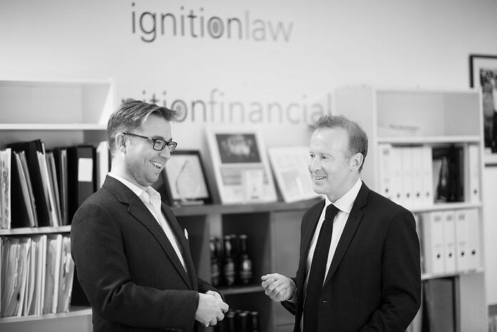 Alex and Partner in Ignition Law Office