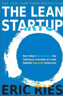 The Lean Startup book image