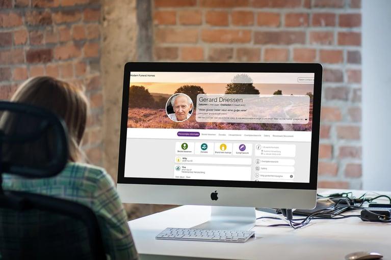 Adstate groeit met digitale services in de uitvaartbranche