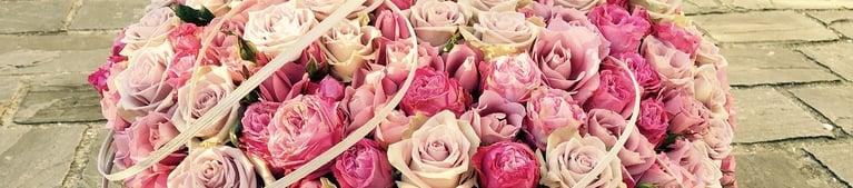Hvordan bestille blomster til begravelse?