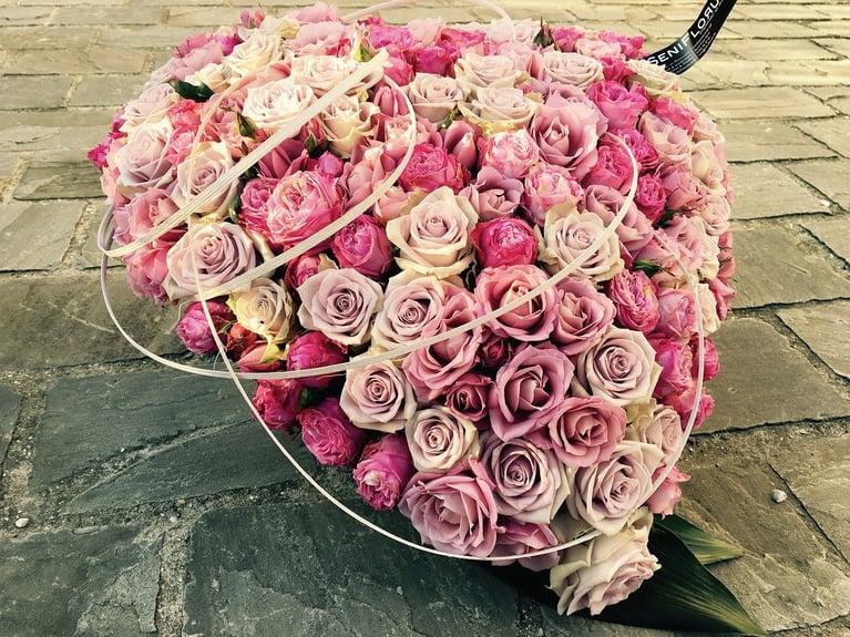 Hur beställer man blommor till en begravning?