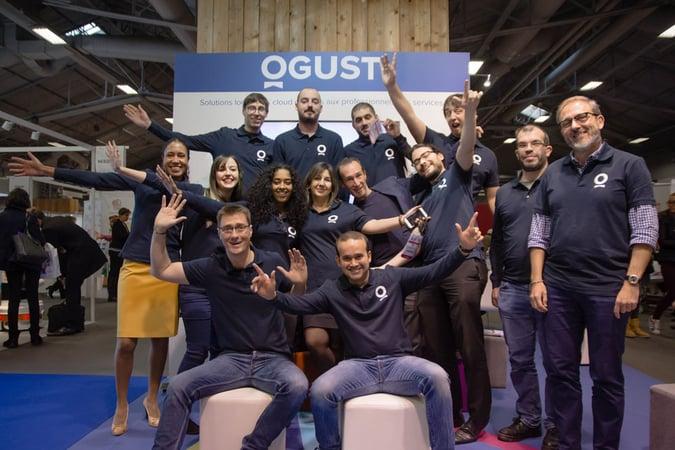 Ogust au Salon des Services à la Personne 2018