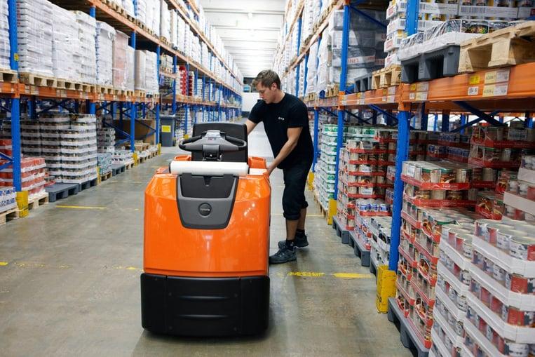 Automatisering van het magazijn hoeft niet duur te zijn