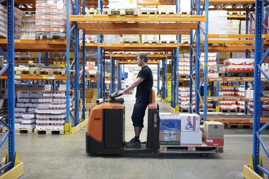 Ergonomisch werken maakt het verschil in de logistiek