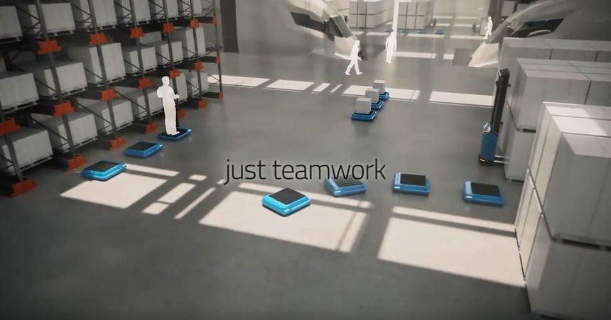 Invloed van kunstmatige intelligentie op de logistiek