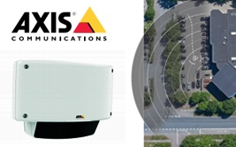Network Radar Technology for Accurate Area Detection