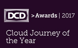 DCD Awards: Anixter Supports Cloud Journey of the Year