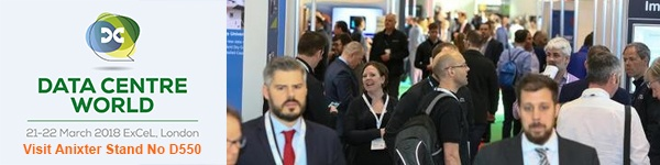 Data Centre World London 2018