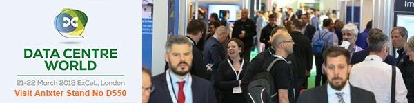 Data Centre World London 2018